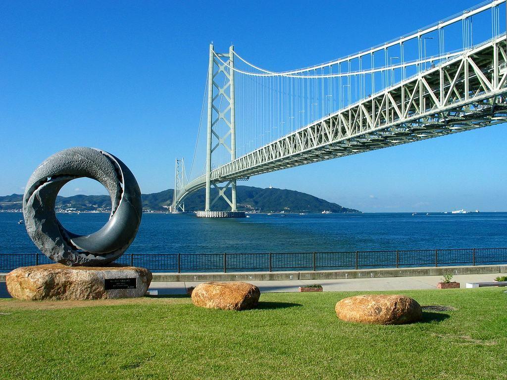 2016年「ミシュラン・グリーンガイド・ジャポン」で舞子海上プロムナードと明石海峡大橋が ☆☆(2つ星)に認定されました。のアイキャッチ