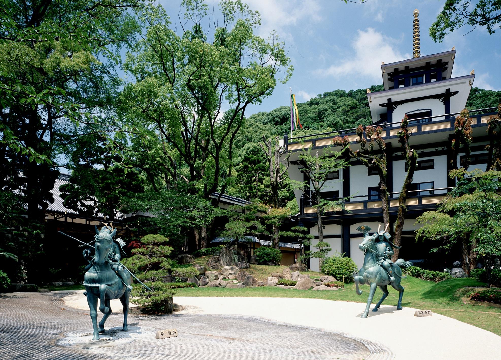大本山 須磨寺のアイキャッチ